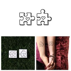 Brilliant tatt idea for best friends or loved ones