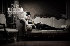 Dornen Reich  by Silent View (Silent Order) - Fashion Photography - Dolls - Marionettes - Puppets - Halloween concept ideas