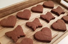 Cocoa, Biscuit Cookies, Holiday Cookies, Chocolate, Christmas Desserts, Easy Desserts, Nutella, Deserts, Crunch