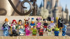 Mr. Incredible and Syndrome from 'The Incredibles' are making their Lego debut in the 18-character lineup.