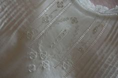 The Old Fashioned Baby Sewing Room: Reproduction of a Vintage Dress by Lorraine