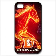 Denver Broncos iPhone 4 4S / 4 Case Cover | Creative Cases Covers