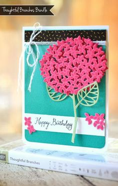 Thoughtful Branches Bright Blooms | Creations by Mercedes | Bloglovin'