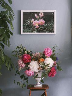 From the Ground (Korean Floral Studio) on Design*Sponge #flowers #korea #florists