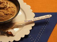 yum!! thanksgivukkah dessert