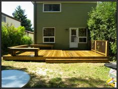Backyard Deck Ideas Ground Level Download Page – Best Home Design Ideas For Your Reference