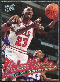 super popular a8479 0d1b0 1996 97 Fleer Ultra Platinum Medallion  P16 Michael Jordan Michael Jordan  Chicago Bulls,