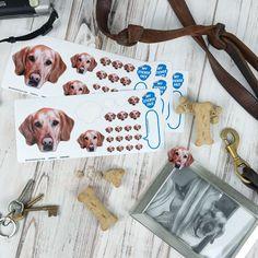 Dog Lover Gift Idea - Custom Stickers