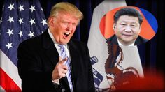 12 07 16 SHOTS FIRED! CHINA FREAKING OUT AFTER TRUMP EXPOSED SICK CRIMES FOR WORLD TO SEE