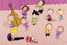 It's A Charlie Brown Christmas!