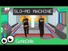 Slooooowly run, skip, and spin in Koo Koo Kanga Roo's slo-mo machine. Movement Songs For Preschool, Movement Activities, Team Building Activities, Music Activities, Fitness Games For Kids, Exercise For Kids, Music Lesson Plans, Music Lessons, Creative Curriculum Preschool