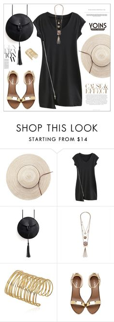 """""""Yoins #5 - Fashion"""" by biange ❤ liked on Polyvore featuring Whiteley and Envi:"""