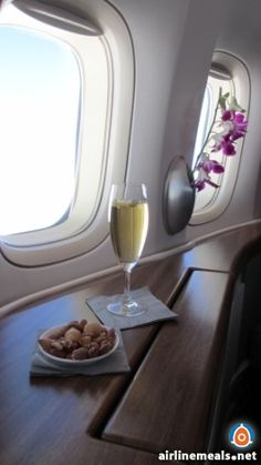 Cathay Pacific Boeing 747-400 first class