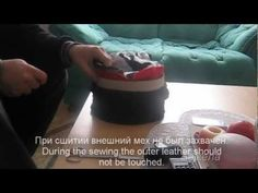 How to sew Cuban Cossack hat/ Как сшить Кубанку - YouTube