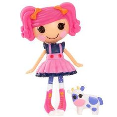 Mini Lalaloopsy Doll - Berry's Blueberry Party by LALALOOPSY, http://www.amazon.com/dp/B0063VGD0Q/ref=cm_sw_r_pi_dp_UdAUqb0VH1FGV
