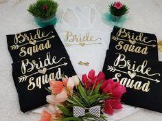 Squad Shirt, Bachelorette party shirts, bridesmaid shirts, Bride shirt, Bridal shirt Gift, squad shirts, wedding tshirt, bachelorette shirts