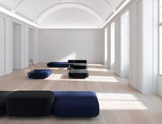 Common sofas   benches de viccarbe
