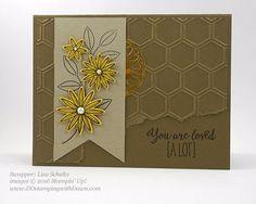 Grateful Bunch Bundle swap cards shared by Dawn Olchefske #dostamping #stampinup (Lisa Schultz)