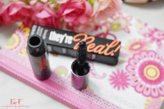 Benefit They're Real Mascara | Review - Fashion Fairytale | A Tale of Fashion & Beauty Blog