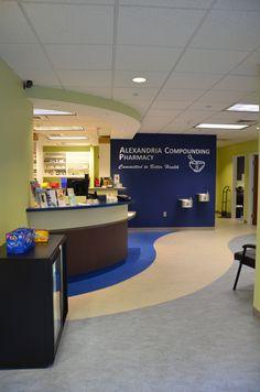 Alexandria Compounding Pharmacy - ALine Architecture ©2013
