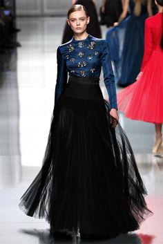 Christian Dior Fall 2012 Paris Fashion Week dior55