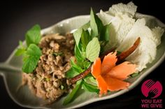Zurich Marriott Hotel - Authentic Thai Dishes