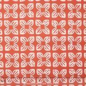 Seedling II - Block Flower Coral Yardage - Thomas Paul - Michael Miller — Missouri Star Quilt Co.