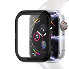 Apple Watch 1, Apple Watch Series, Apple Watch Bands, Apple Watch Wristbands, Apple Watch Accessories, Useful Life Hacks, Apple Products, Watch Case, Tempered Glass Screen Protector