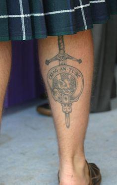 clan tatt