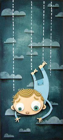 Andre Jolicoeur Illustration Blog