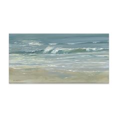 Shop for Dana McMillan 'Morning Break' Canvas Wall Art (24 x 48). Get free…