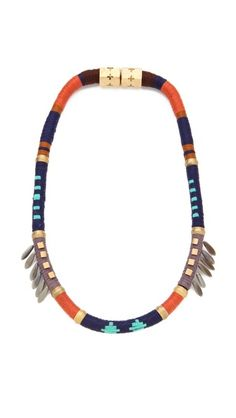 Holst + Lee Last of the Mohicans Necklace #shopstylefavorites #jewelry