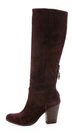 Rag & Bone Knee High Newbury Boots.  My faves but they only have them in tiny sizes these days