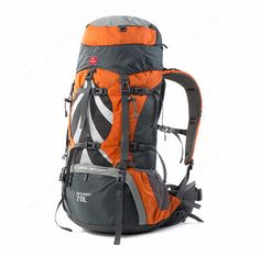 wholesale waterproof outdoor large capacity camping bag hiking back pack 082120f18d708