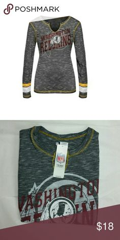 63a75d878 Washington Redskins Long Sleeve T-shirt