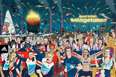 Team GB adidas #stagetaken!