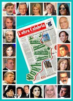 L'altra Calabria ☆ Annuario dei Calabresi illustri