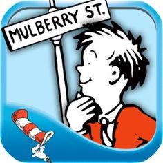 """""""And to Think That I Saw It on Mulberry Street"""" by Dr. Seuss. And what, exactly, did he see on Mulberry St.? -Rachel from LoveMyFire.com"""