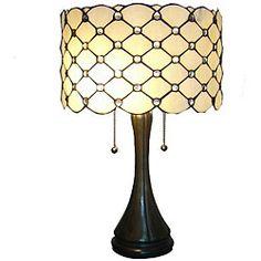 Tiffany-style Mondern Table Lamp