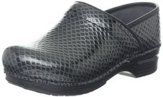 Dansko Women's Pro XP Clog,Charcoal Anaconda,42 EU/11.5-12 M US >>> You can find more details by visiting the image link.