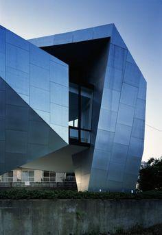 House in Wakabadai — Satoshi Okada Architects, Japan. @designerwallace