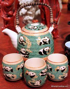 china panda teapot china pavilion