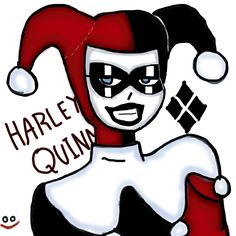 Harley Quinn|TheCrazyCadalyst|MediBang