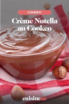 Dessert Au Nutella, Creme Dessert, Robot, Pudding, Desserts, Chocolates, Cooking Recipes, Greedy People, Tailgate Desserts
