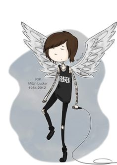 Mitch Lucker of Suicide Silence - RIP I freaking love you! Like seriously God please give us back Mitch lucker and take Justin Beiber instead! Amen! Yours truly, Nicole