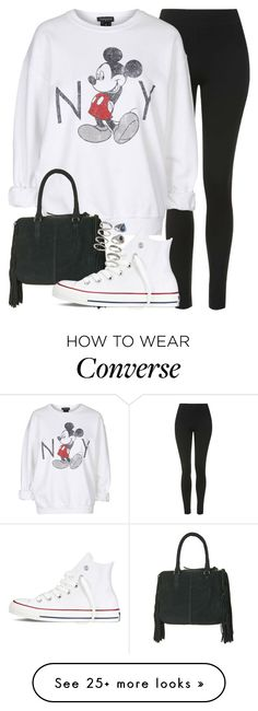 """""""perrie insp - hanging out"""" by littlemixmakeup on Polyvore featuring Topshop, Converse, Forever 21, women's clothing, women, female, woman, misses and juniors"""