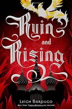 Ruin and Rising (Grisha Trilogy (Shadow and Bone)) by Leigh Bardugo http://www.amazon.com/dp/080509461X/ref=cm_sw_r_pi_dp_7MjRtb1PMS5NKV4Q -- This trilogy is among my all-time faves!