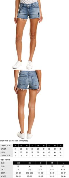 d674aa06a04 Shorts 11555: Hudson Jeans Kali Stargazing Cut Off Short -> BUY IT NOW  ONLY: $50 on eBay!