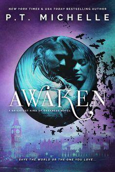 ~ Cover Reveal ~ Awaken (Brightest Kind of Darkness #5) by PTMichelleAuthor YA Paranormal Romance Add it to your Goodreads: https://www.goodreads.com/book/show/26493790-awaken  Click share to spread the cover love!