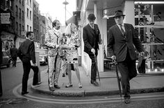 1960s Culture | Here are some of the musicians of that time who gave Swinging London a ...